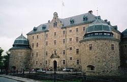 Örebro, a vár