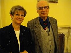 Juhász Judit és Szarvas István