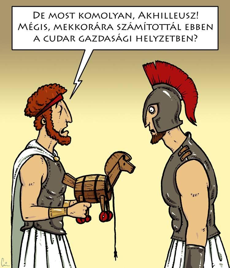 Görög helyzet