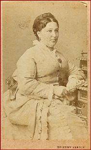 Portré az 1870-es évekből