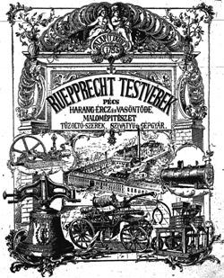 Hirdetés - Pécsi Közlöny 1902. május 18.