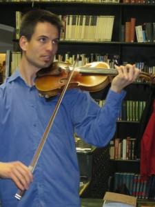 Taschner Barna - hegedű