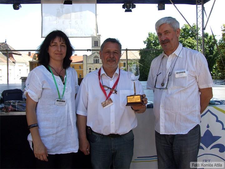VI. Mediterrán Kirakatverseny díjátadó (június 7.)