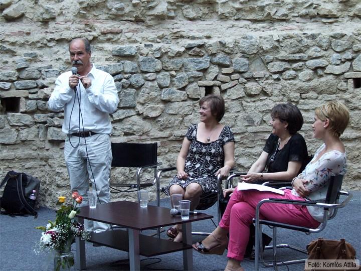 Csörgevári vigasságok mesekönyv bemutató és kiállításmegnyitó (június 7.)