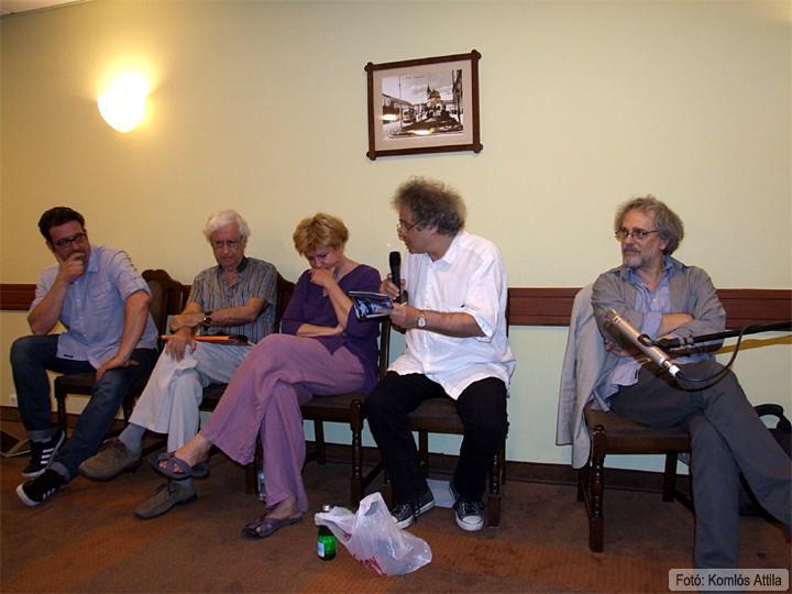 Szakmai beszélgetés Fényevők (június 10.)