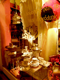 Nosztalgia Ajándék - a legjobb árurendezés díja (2011)
