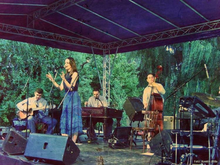 Palkonya, Malompark: Budapest Bár koncert