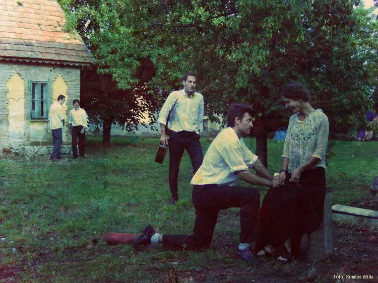 Nagyharsány, Pajtaszínház: A nagyharsányi menyasszony a K2 Színház előadásában