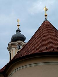 Xavéri Szent Ferenc templom kupolája