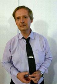 Szécsey István, a könyv szerzője