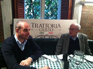 Benedek Tibor és Szarvas István