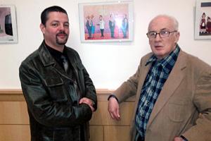 Csikós György és Szarvas István