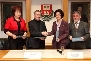 Dr. Ilésné Dr. Kovács Mária, Biró Tibor, Dr. Horváth Zita, Dr. Kotics József