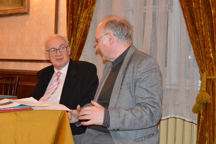 Szarvas István és Temesi László