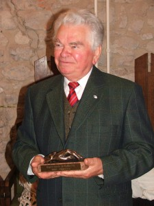 Pécsi Géza 2008-ban a Káplár László Jó Ember Díjjal