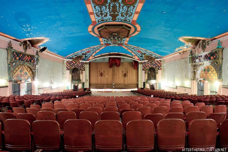 The Lansdowne Theatre - Philadelphia, Pennsylvania (1927)