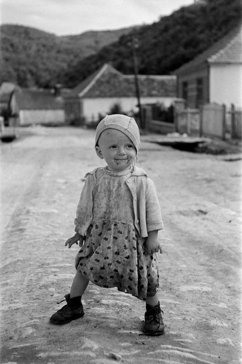 Do I have a problem? Mátra, Hungary, 1953.