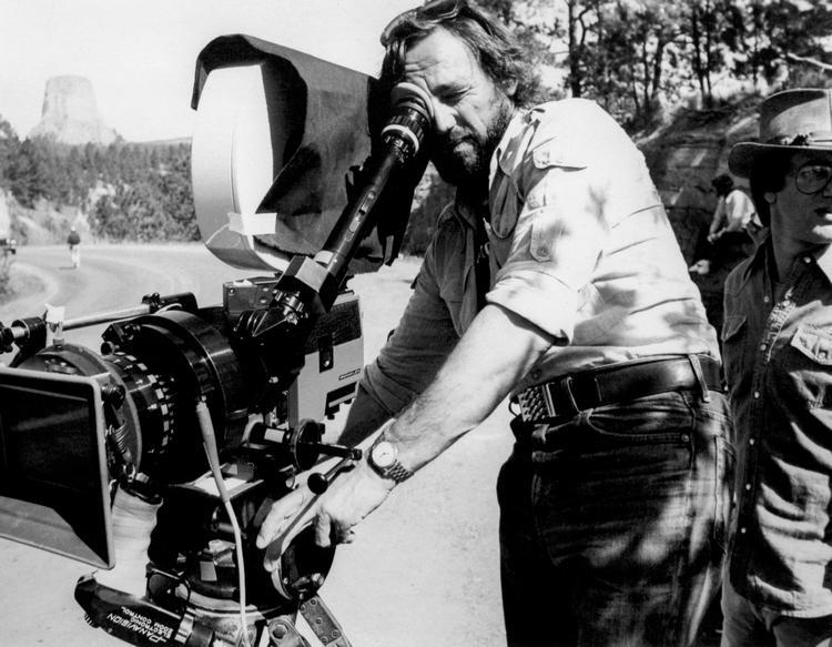Close encounters of the third kind w/ Steven Spielberg, 1977, fotó/photo: Peter Sorel