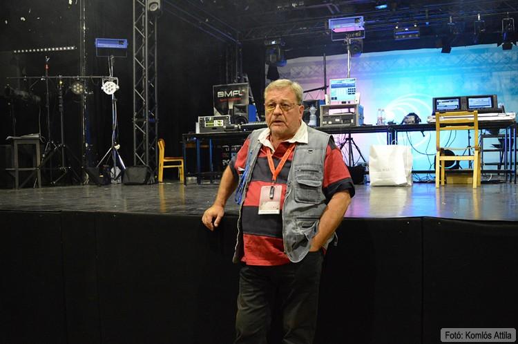 POSzT IT! Fókuszban a színházi háttérszakmák! Hang, fény, effekt - Kadelka László, a Nemzeti Színház egykori főügyelője