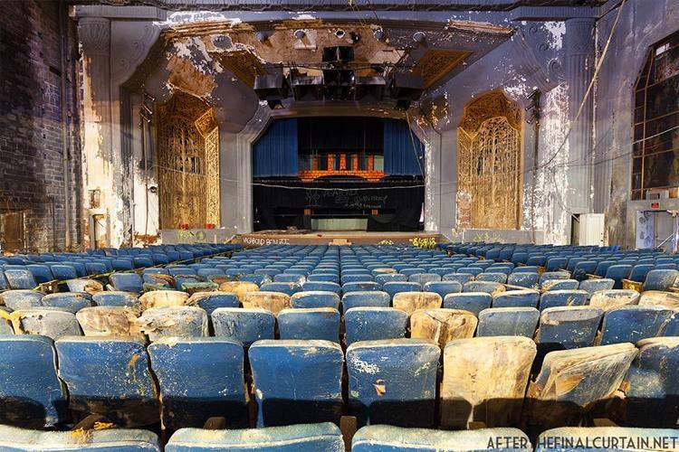 Uptown Theatre, Piladelphia, Pennsylvania (1929)