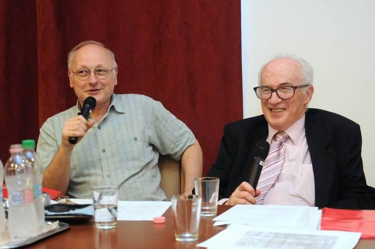 Temesi László és Szarvas István
