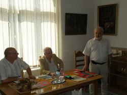 Borbándi Erik, Szarvas István, Farkas István