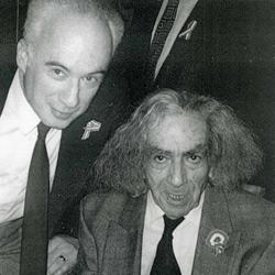 Szarvas István és Faludy György (2008. március 15.)