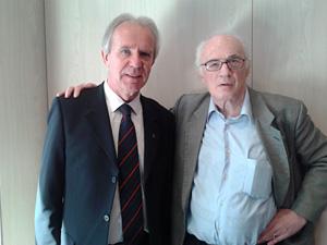 Dr. Mikola Bálint és Szarvas István