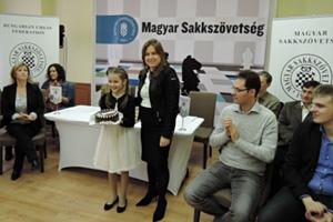 Gál Zsóka, Polgár Judit, Lékó Péter, Rapport Richárd