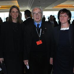 Colleen Bell, Szarvas István, PhD Szemerkényi Réka