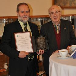 Keczel István és a szerző