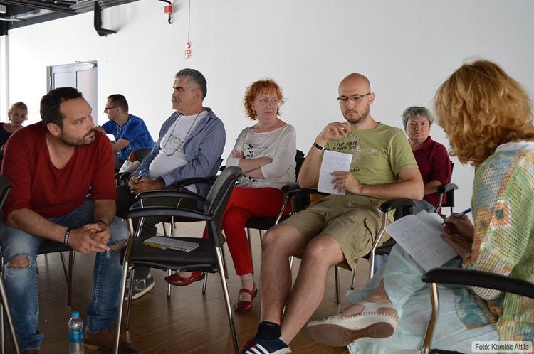 Szakmai beszélgetés: Az olaszliszkai (június 10.)