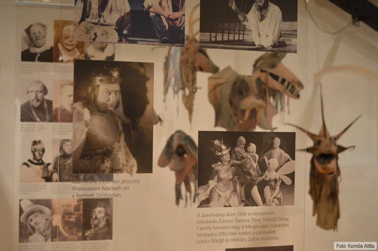 Arc/Álarc - kiállítás a Művészetek Házában (június 13.)
