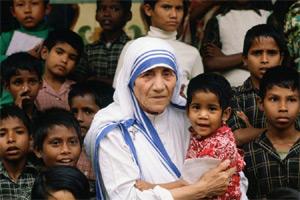 Teréz anya Indiában