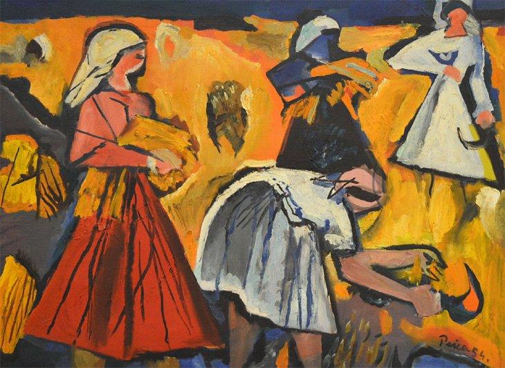 Arató nők (1954)