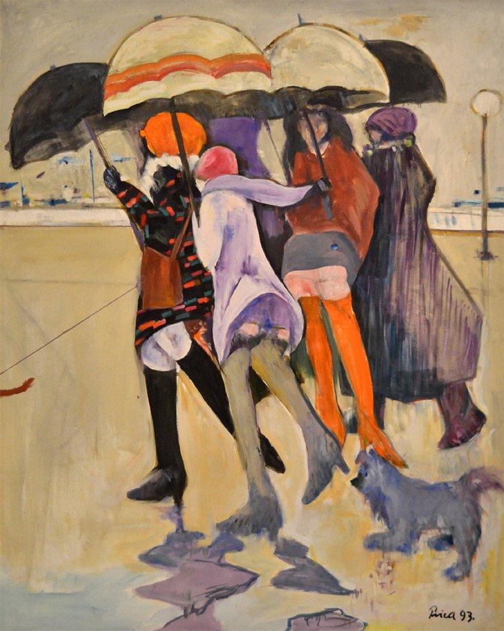 Opatijai esernyők (1993)