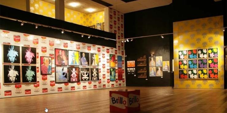 66853c6e2d Hetedhéthatár | Andy Warhol műveiből nyílik kiállítás Békéscsabán